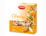 EMCO NUT BAR MIX ANTIOXIDANTE FRUTOS SECOS 3 UN NUTS AND HONEY